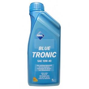 Aral Blue Tronic 10W-40 Diesel & Benziner Motoröl 1Liter