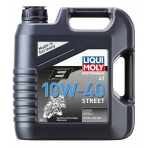 Liqui Moly Street 4T 10W-40 Motorrad Motoröl 4l