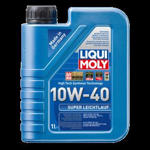 Liqui Moly Super Leichtlauföl 10W-40 Diesel & Benziner Motoröl 1Liter