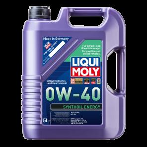 Liqui Moly Synthoil Energy 0W-40 Motoröl 5l