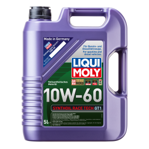 Liqui Moly Synthoil Race Tech GT1 10W-60 Motoröl 5l