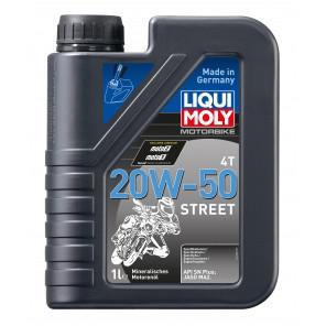 Liqui Moly Motorbike 4T 20W-50 Motorrad Motoröl Street 1l