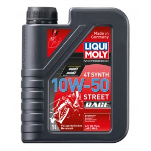 Liqui Moly Racing Synth 4T 10W-50 Motorrad Motoröl 1l