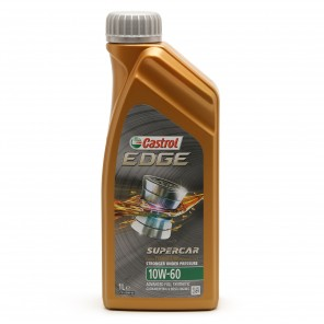 Castrol Edge 10W-60 Supercar Motoröl 1l
