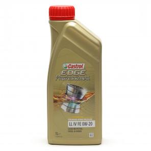 Castrol Edge Professional Fluid Titanium (ex. FST) LL IV FE 0W-20 Motoröl 1l
