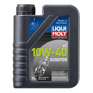 Liqui Moly Racing Scooter 4T 10W-40 Motorrad Motoröl 1l