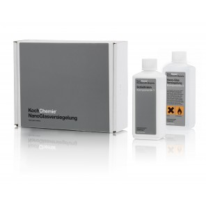 Koch-Chemie Nano-Glasversiegelung 250ml Set