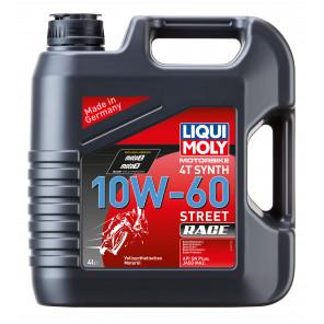 Liqui Moly 1687 Motorbike 4T Synth 10W-60 Street Race Motorrad Motoröl 4l