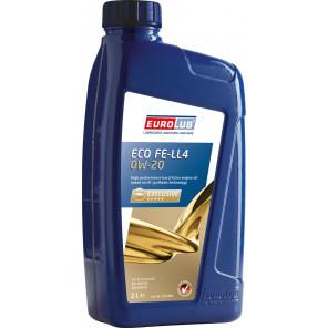 Eurolub FE-LL4 0W-20 Motoröl 1l Flasche
