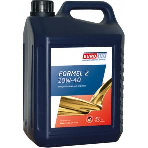 Eurolub Formel2 10W-40 Diesel & Benziner Motoröl 5l