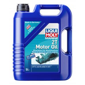 Liqui Moly 25020 Marine 2T Motor Oil 5l