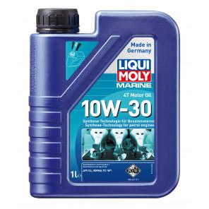 Liqui Moly 25022 Marine 4T Motor Oil 10W-30 1l