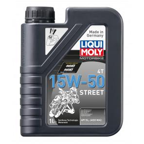 Liqui Moly Racing 4T 15W-50 Motorrad Motoröl 1l