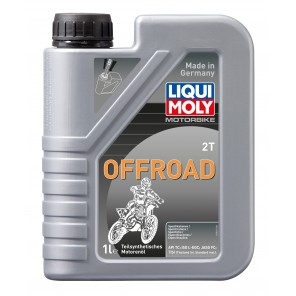 Liqui Moly 3065 Motorbike 2T Offroad Motorrad Motoröl 1l