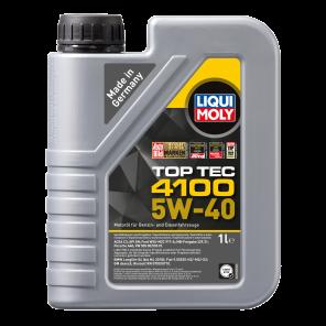 Liqui Moly Top Tec 4100 5W-40 Motoröl 1l