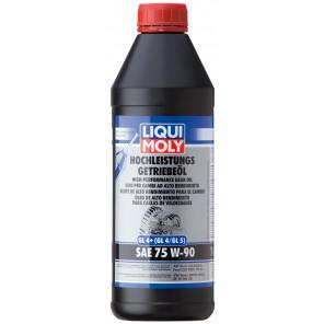 Liqui Moly 4434 Hochleistungs Getriebeöl GL4+ (GL4/GL5) SAE 75W-90 1l