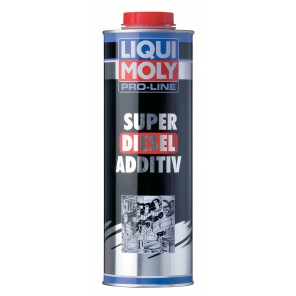 Liqui Moly Pro Line Super Diesel Additiv 1l