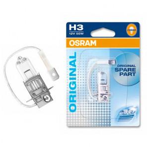 Osram H3 12V 55W PK22s 1st. Blister Osram