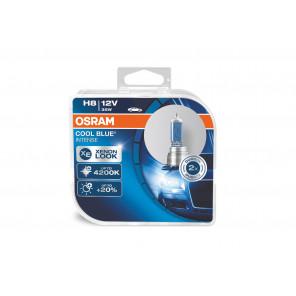 Osram H8 12V 35W PGJ19-1 COOL BLUE Intense 2st. Osram
