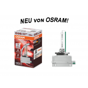 OSRAM D3S 35W XENARC® NIGHT BREAKER® LASER 1Stk.