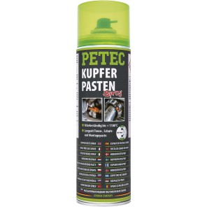 Petec Kupferpasten Spray 500ml