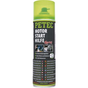 Petec Motor-Starthilfe Spray 500ml