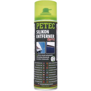Petec Silikonentferner Spray 500ml