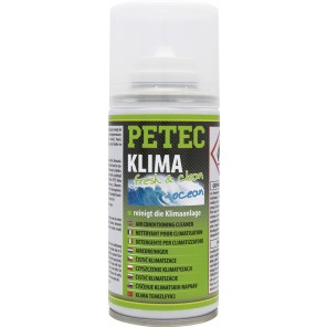 Petec Klima fresh & clean 150ml automatik Spray antibakteriell