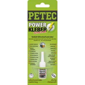 PETEC 93403 - Klebstoff, Kunststoffreparatur