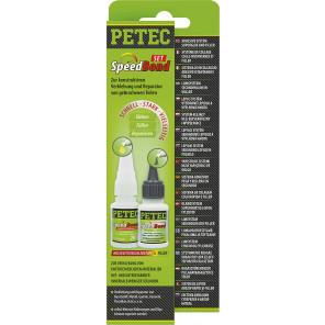 PETEC 93550 - Klebstoff, Kunststoffreparatur