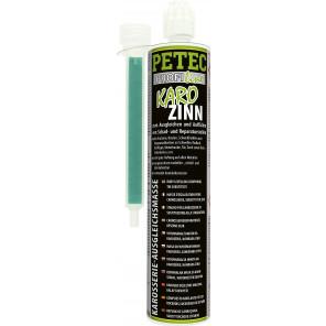 Petec Karoserie-Zinn Karosserie Ausgleichsmasse 265 ml
