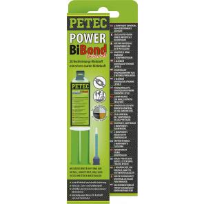 PETEC 98625 - Klebstoff, Kunststoffreparatur