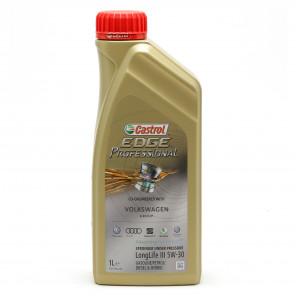 Castrol Edge Professional Longlife III Fluid Titanium (ex. FST) 5W-30 Motoröl 1l