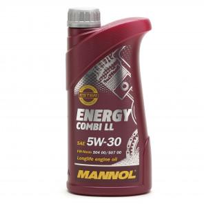 Mannol Energy Combi Longlife 5W-30 Motoröl 1l
