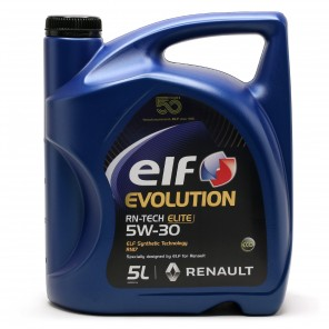 Elf Evolution RN-Tech 5W-30 Motoröl 5l