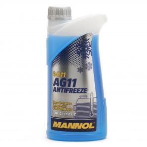 Mannol Kühlerfrostschutz Antifreeze AG11 -40 longterm Fertigmischung 1l
