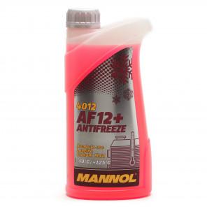 Mannol Kühlerfrostschutz Antifreeze AF12+ -40 longlife Fertigmischung 1l