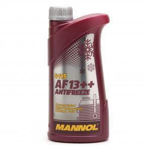 MANNOL Kühlerfrostschutz AF13++ 1L