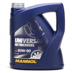 MANNOL Universal Getriebeöl 80W-90 API GL 4 4l