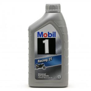 Mobil1 Racing 2T vollsynthetisches Motorrad Motoröl 1l