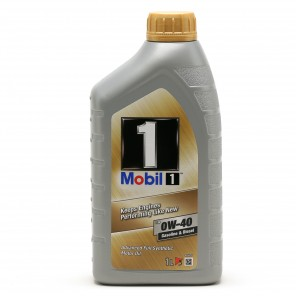 Mobil 1 FS 0W-40 Motoröl 1l (ehem. NEW LIFE)