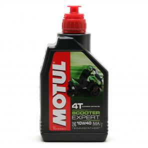 Motul Scooter Expert 4T 10W-40 MA Motorrad Motoröl 1l
