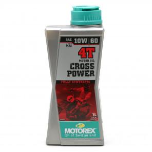 MOTOREX 4T Cross Power SAE 10W-60 Motorrad Motoröl 1l