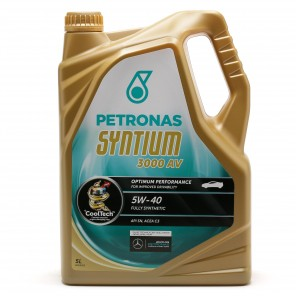 Petronas Syntium 3000 AV 5W-40 Motoröl 5l