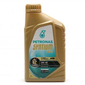 Petronas Syntium 7000 0W-40 Motoröl 1l