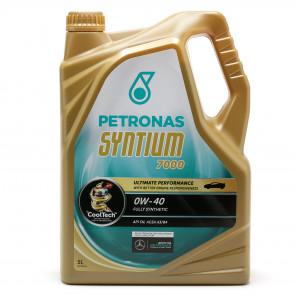 Petronas Syntium 7000 0W-40 Motoröl 5l