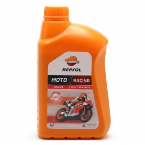 Repsol Motorrad Motoröl MOTO RACING 4T 15W50 1 Liter