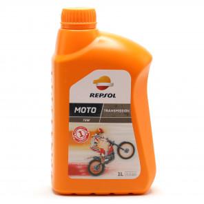 Repsol Motorrad Getriebeöl MOTO TRANSMISSION 75W 1 Liter