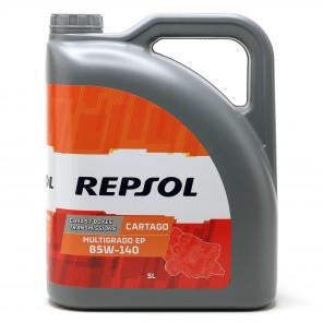 Repsol Getriebeöl CART.EP MULTIG.85W140 5 Liter