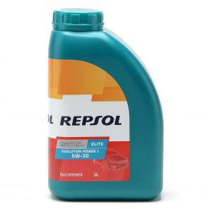 Repsol Motoröl ELITE EVOLUTION POWER 1 5W30 1 Liter